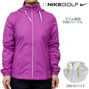 ナイキ レディース ゴルフ トップス NIKE GOLF 426222 DWR ライト ウエイト フーデッド コンバーチブル ジャケット|birigo
