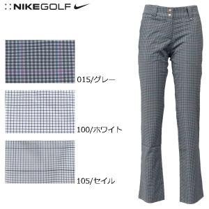 ナイキ ゴルフ レディース ボトムス NIKE GOLF 426996 DRI-FIT ニュープレイドイパンツ|birigo
