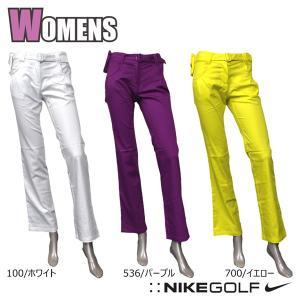 ナイキ ゴルフ レディース ロングパンツ NIKE GOLF 427013 UVコットン カーゴ パンツ