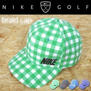 ナイキ ゴルフ  ユニセックス ブレイド キャップ BRAID CAP 帽子 NIKE GOLF ACC キャップ 452913|birigo