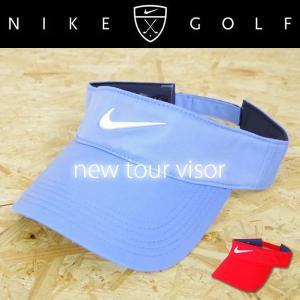 ナイキ ゴルフ サンバイザー NIKE GOLF キャップ 452922 ニュー ツアー バイザー NEW TOUR VISOR 帽子 おしゃれ シンプル 男性 女性 ロゴ刺繍|birigo
