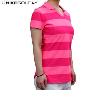 ナイキ ゴルフ レディース ポロシャツ NIKE GOLF 457172 DRI-FIT スキッパー|birigo