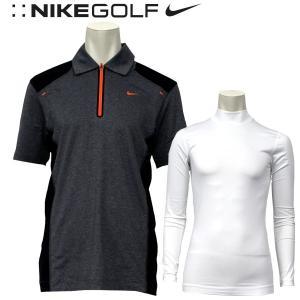ナイキ ゴルフ ポロシャツ メンズ NIKE GOLF 485586 インナー付ポロ|birigo
