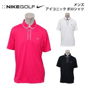 ナイキ ゴルフ ポロシャツ メンズ NIKE GOLF 523658 アイコニック ポロ|birigo