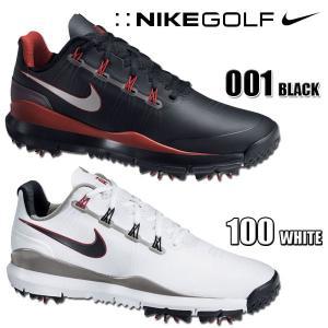 ナイキ ゴルフ メンズ タイガーウッズ コレクション ソフトスパイク ゴルフシューズ リミテッドエディション NIKE GOLF MENS 605390 ワイド幅タイプ|birigo