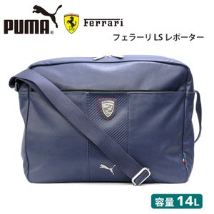 PUMA(プーマ) Ferrari LS レポーター  【カラー】 04/クラウンブルー×ブラック ...