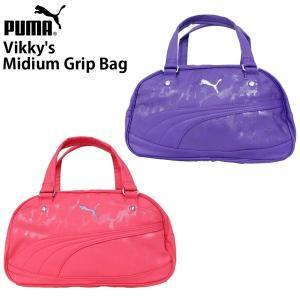 プーマ レディース ハンド バッグ PUMA 073384 Vikky's Midium Grip Bag birigo