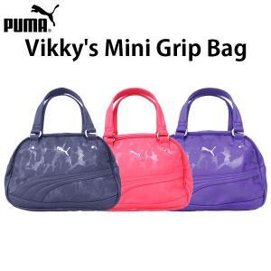 プーマ ユニセックス ハンド バッグ PUMA 073385 Vikky's Mini Grip Bag birigo