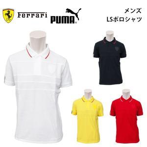 プーマ メンズ モータースポーツ 半袖 トップス PUMA 569556 LS ポロシャツ birigo