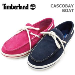 ティンバーランド レディース カジュアル シューズ Timberland 3953R A162B CASCOBAY BOAT キャスコベイ ボート|birigo