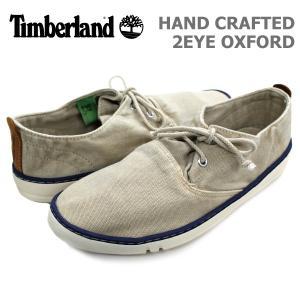 ティンバーランド メンズ カジュアル シューズ Timberland 5843R HAND CRAFTED 2EYE OXFORD ハンドクラフテッド 2アイ オックスフォード|birigo