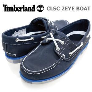 ティンバーランド メンズ カジュアル シューズ Timberland 6967A CLSC 2EYE BOAT クラシック 2アイ ボート|birigo