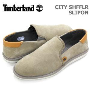 ティンバーランド メンズ カジュアル シューズ Timberland A12L5 CITY SHFFLR SLIPON シティー シャッフラー スリッポン|birigo
