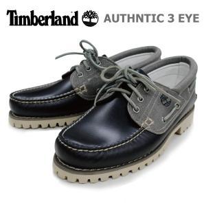 ティンバーランド メンズ カジュアル シューズ Timberland AUTHNTIC 3EYE オーセンティクス 3アイラグ|birigo
