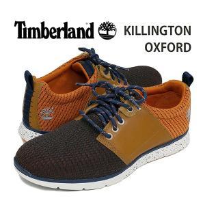 ティンバーランド メンズ カジュアル シューズ Timberland A15AW キリングトン オックスフォード|birigo