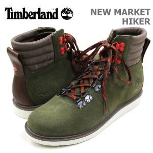 ティンバーランド メンズ カジュアル シューズ Timberland A16L1 NEW MARKET HIKER ニュー マーケット ハイカー|birigo