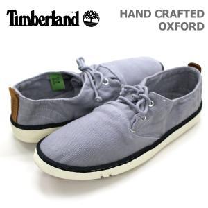 ティンバーランド メンズ カジュアル シューズ Timberland a17uu HAND CRAFTED OXFORD ハンドクラフテッド オックスフォード|birigo