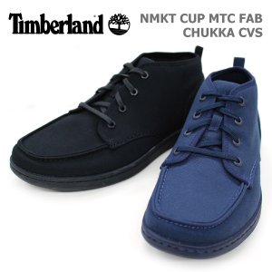 ティンバーランド メンズ カジュアル シューズ Timberland A18HD A18HH NMKT CUP MTC ニューマーケット チャッカ キャンバス|birigo