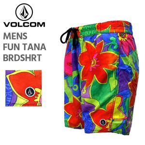 VOLCOM(ボルコム)メンズ Fun Tana サーフパンツ   【カラー】 MLT  【サイズ】...