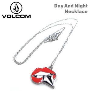 ボルコム カジュアル レディース ネックレス VOLCOM E62413JB Day And Night Necklace SIL シルバー|birigo