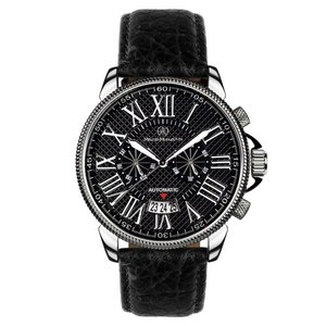 Mathis Montabon Men's Watch Classic Modern Leather/Black 並行輸入品 birmingham-ex
