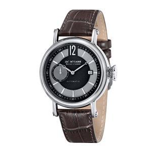 James McCabe JM-1006-02 Leather Strap Watch 並行輸入品 birmingham-ex
