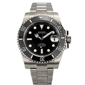 Submariner V10 904L Stainless Steel Ceramic Bezel Seaman NH35A Automatic Mechanical Dive Mens Watch SU116610LN 並行輸入品|birmingham-ex