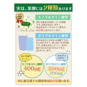 葉酸サプリ 妊娠中 妊活 ママのめぐみ BABY葉酸|bisai-beauty|06