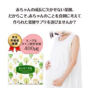 葉酸サプリ 妊娠中 妊活 ママのめぐみ BABY葉酸|bisai-beauty|07