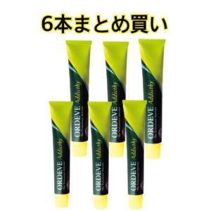 ミルボン オルディーブ アディクシー 1剤  80g 6本セット カラー剤|bisaronet