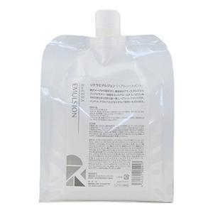 リトルサイエンティスト リケラエマルジョン 1L レフィル  詰め替え用洗い流さないトリートメント|bisaronet