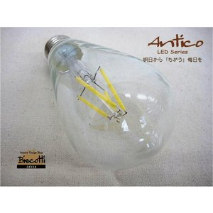 6000K DY15-S4(E26) エジソンLED電球