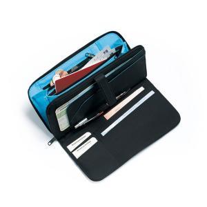 レレバート イミグレーションケース  旅行用品 貴重品入れ パスポートケース チケット入れ|bisho