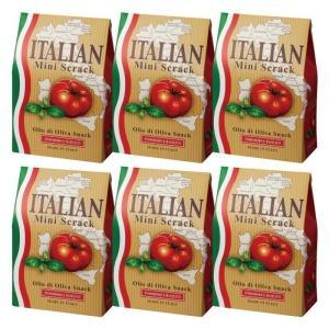 イタリア イタリアンオリーブスナック 6箱セット オリーブ ヨーロッパみやげ イタリア食品