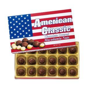 アメリカ アメリカン クラシック マカデミアナッツチョコレート アメリカみやげ アメリカ定番 bisho