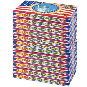 アメリカ チョコウエハース 12箱セット (袋付) アメリカ人気 アメリカおすすめ bisho