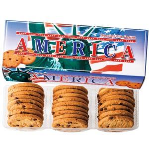 アメリカ チョコチップクッキー (袋付) アメリカみやげ アメリカクッキー ざっくりクッキー bisho