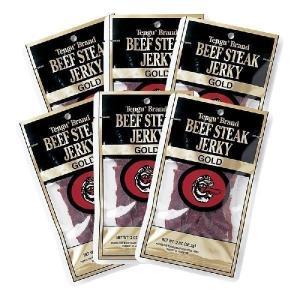アメリカ テング ビーフジャーキー (2oz) 6袋セット アメリカ土産 おいしいジャーキー bisho