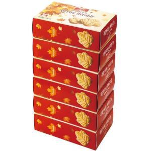 カナダ メープルクリーム クッキー  6箱セット  カナダ土産 カナダ人気 |bisho