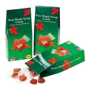 カナダ メープル キャンディ  3箱セット カナダ土産 海外みやげ カナダキャンディ|bisho