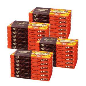 ハワイアンホースト マカデミアナッツチョコレート 24箱セット (袋付) ハワイおすすめ ハワイ新商品|bisho