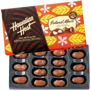 ハワイ ハワイアンホースト マカデミアナッツ チョコレート (袋付) ハワイ人気 ハワイ定番 bisho