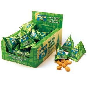 ハワイ マウナロア オニオンガーリック ミニパック 24パックセット  ハワイナッツ|bisho