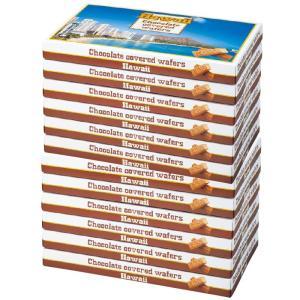 ハワイ チョコウエハース 12箱セット  ハワイお得なセット ハワイ定番|bisho