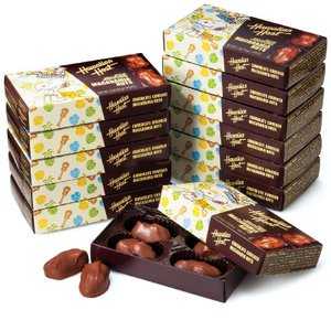 ハワイ スヌーピー マカデミアナッツチョコレート ミニ 12箱セット ハワイ人気 ハワイ土産|bisho