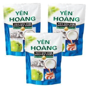 ベトナム ココナッツ キャンディ 3袋セット ベトナムキャンディ ココナッツ製品