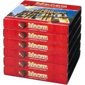 マカオ アソートチョコレート 6箱セット マカオ土産 チョコレート