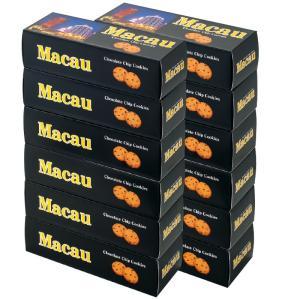 マカオ チョコチップクッキー 12箱セット マカオクッキー マカオみやげ