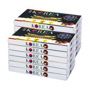 韓国 マカデミアナッツチョコレート 12箱セット(袋付き) 韓国みやげ 韓国チョコ 宮殿 夜景|bisho