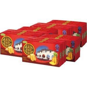 台湾 パイナップルケーキ (袋付き) 18箱セット 台湾伝統菓子 台湾人気 bisho
